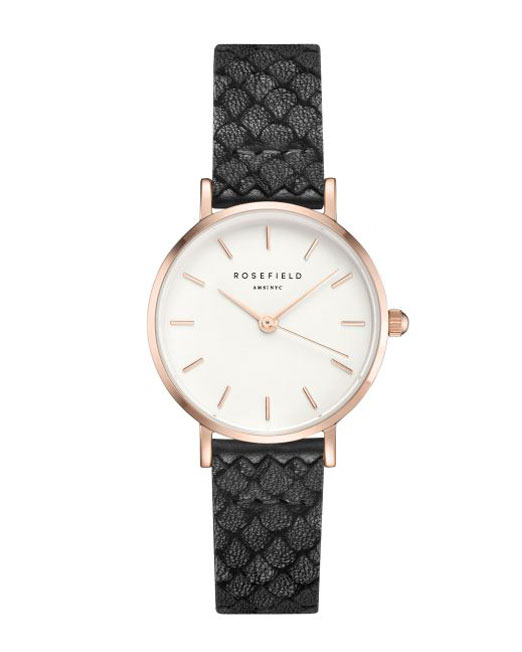 Rosefield The Tribeca White Rose Gold | Melani di moda