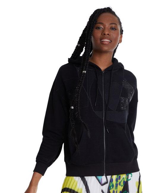 Desigual B0G1521ME1 1 Womens Clothing & Fashion