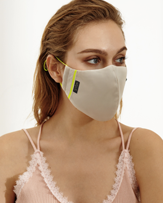 00W004MR1BE00 water repellent 3D mask top Womens Clothing & Fashion