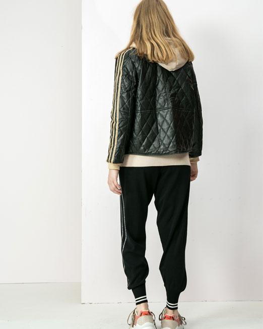 PU jacket 1 Womens Clothing & Fashion