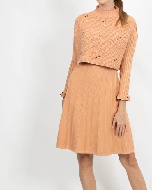 1126 MELANI 2 IN 1 DRESS Womens Clothing & Fashion