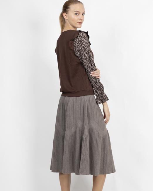 1310 EI 8115 resize 522x652 Melani 2IN1 TOP Womens Clothing & Fashion
