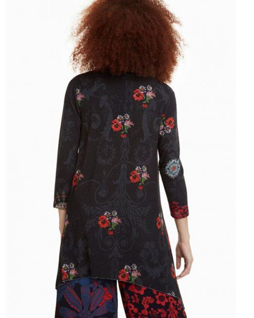 DESIGUAL FLORAL PRINT TOP 522x652 Womens Clothing & Fashion