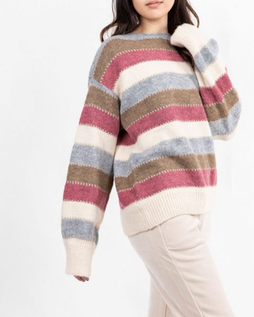 MELANI STRIPE JUMPER3 522x652 Womens Clothing & Fashion
