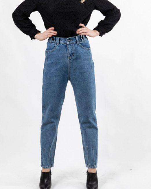 PASSION 1 BY MELANI HIGH RISE BOYFRIEND JEANS 522x652 Womens Clothing & Fashion