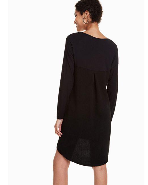 DESIGUA CAT PRINT DRESS 2 522x652 Womens Clothing & Fashion