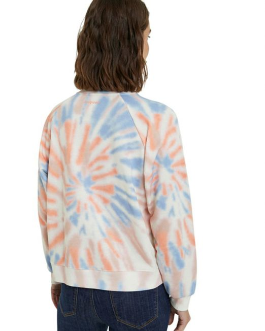 DESIGUAL DYE MANDALA SWEATSHIRT3 522x652 Womens Clothing & Fashion