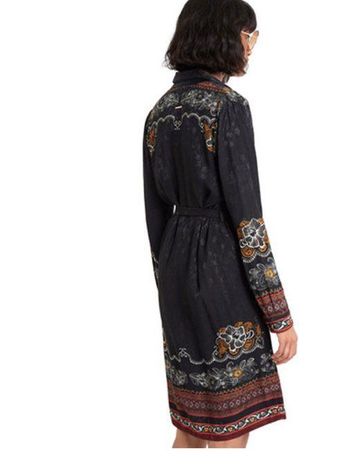 DESIGUAL SHIRT DRESS 5 522x652 Womens Clothing & Fashion