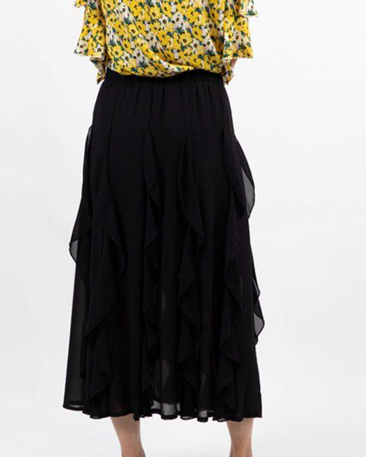 MELANI DI MODA RUFFLE SKIRT 522x652 Womens Clothing & Fashion