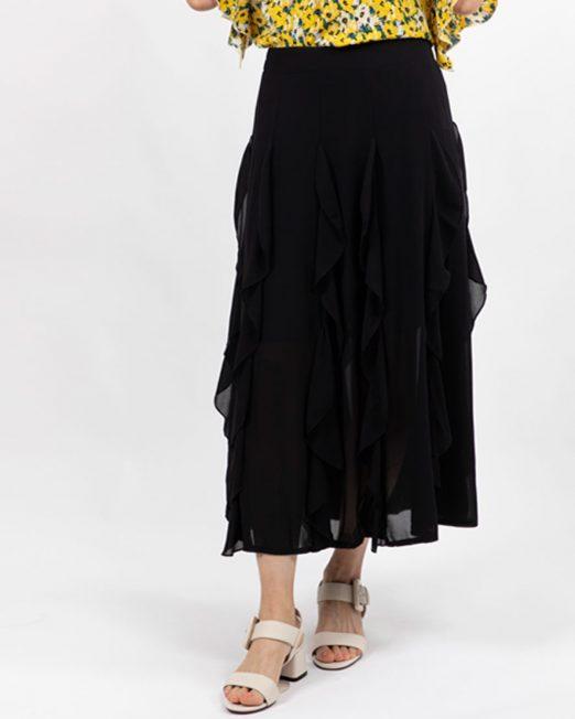 MELANI DI MODA RUFFLE SKIRT3 522x652 Womens Clothing & Fashion