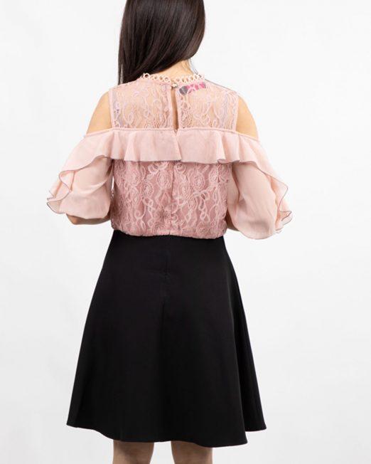 MELANI ELEGANT OFF SHOULDER DRESS5 522x652 Womens Clothing & Fashion