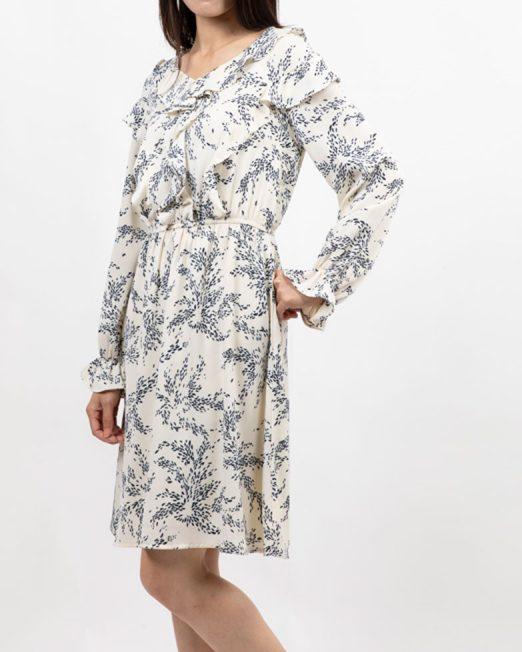 MELANI LONG SLEEVE DRESS 522x652 Womens Clothing & Fashion