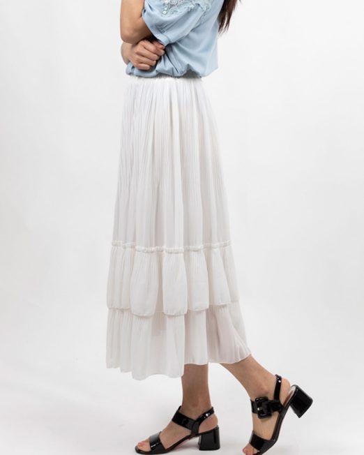 MELANI TIERED MIDI SKIRT2 522x652 Womens Clothing & Fashion