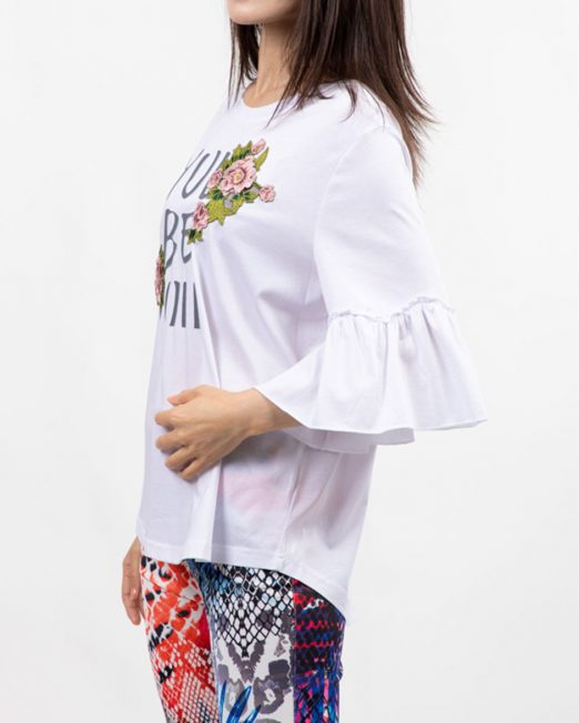 PASSION 1 BY MELANI 3D FLORAL EMBELLISHED TOP3 522x652 Womens Clothing & Fashion