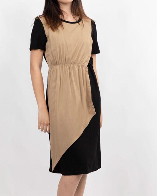 PASSION 1 BY MELANI PATCHWORK SHIRT DRESS3 522x652 Womens Clothing & Fashion