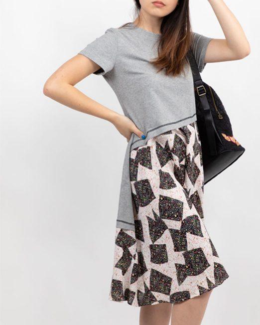 PASSION 1 BY MELANI SHORT SLEEVE DRESS2 522x652 Womens Clothing & Fashion