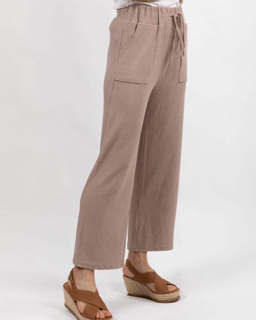 PASSION 1 BY MELANI WIDE LEG KNIT PANTS1 522x652 Womens Clothing & Fashion