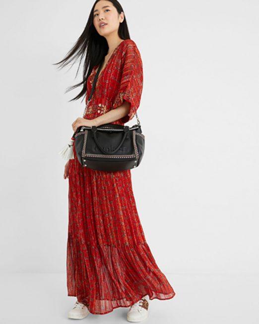 DESIGUAL STRAP FRIEZES HANDBAG2 522x652 Womens Clothing & Fashion