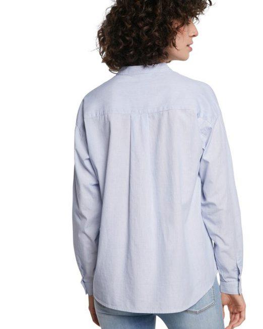 DESIGUAL STRIPE LONG SLEEVE SHIRT5 522x652 Womens Clothing & Fashion