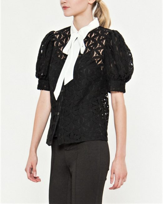 lace blouse 522x652 Womens Clothing & Fashion