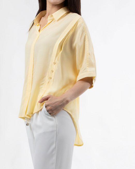 MELANI LOOSE FIT STRIPE BLOUSE 522x652 Womens Clothing & Fashion