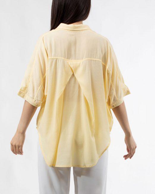 MELANI LOOSE FIT STRIPE BLOUSE2 522x652 Womens Clothing & Fashion