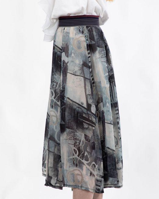 MELANI PRINTED MIDI SKIRT3 522x652 Womens Clothing & Fashion