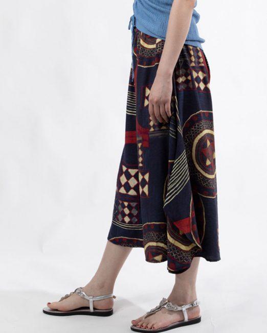 MELANI PRINTED WIDE LEG PANTS3 1 522x652 Womens Clothing & Fashion