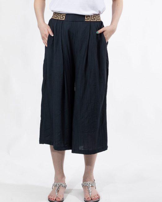 MELANI TEXTURED FABRIC WIDE LEG PANTS6 522x652 Womens Clothing & Fashion
