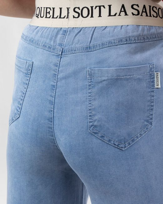 MLN JEANS WIDE LEG JEANS 3 522x652 Womens Clothing & Fashion