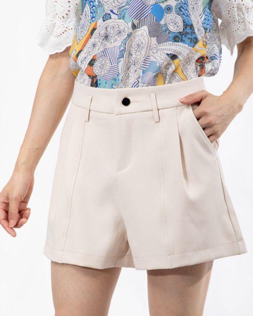 Melani Chino shorts2 522x652 Womens Clothing & Fashion