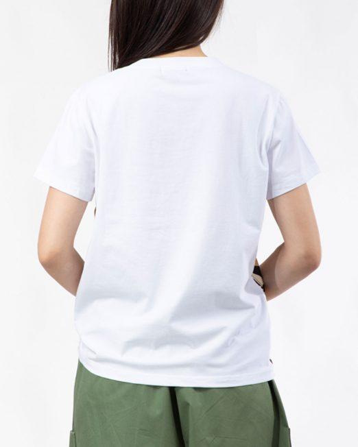 Melani scarf print patch work top4 522x652 Womens Clothing & Fashion
