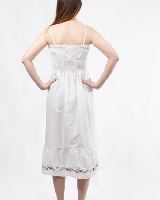PASSION 1 BY MELANI EMBROIDERED SMOCK DRESS5 522x652 Womens Clothing & Fashion