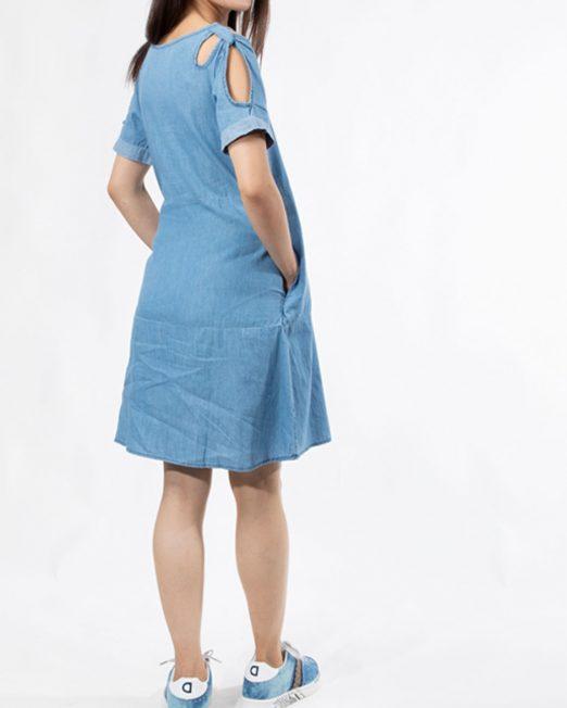 PASSION BY MELANI COLD SHOULDER DRESS2 522x652 Womens Clothing & Fashion