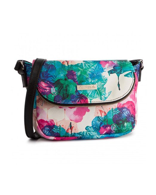 DESIGUAL FLORAL PRINT CROSS BODY BAG 4 522x652 Womens Clothing & Fashion
