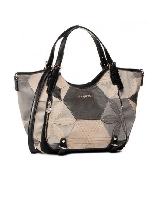 DESIGUAL PATCH WORK BAG 4 522x652 Womens Clothing & Fashion