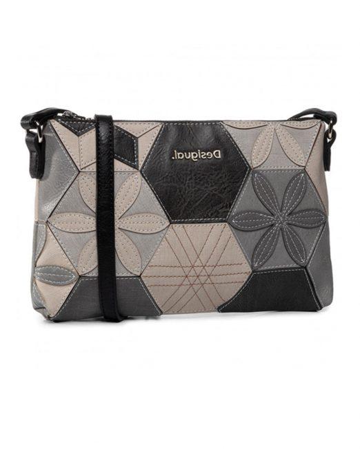 DESIGUAL PATCH WORK CROSS BODY BAG 3 522x652 Womens Clothing & Fashion