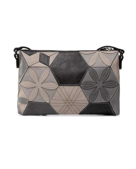 DESIGUAL PATCH WORK CROSS BODY BAG 522x652 Womens Clothing & Fashion