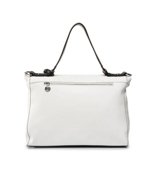 DESIGUAL WHITE COLOR SHOULDER BAG 2 522x652 Womens Clothing & Fashion