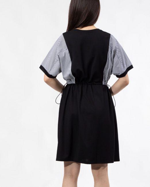 MELANI STRIPE PANEL DRESS 2 522x652 Womens Clothing & Fashion