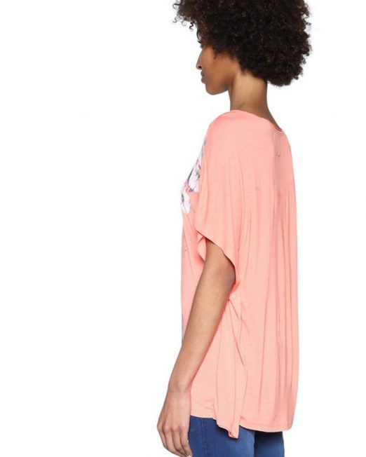 DESIGUAL OWL PRINT TOP 522x652 Womens Clothing & Fashion