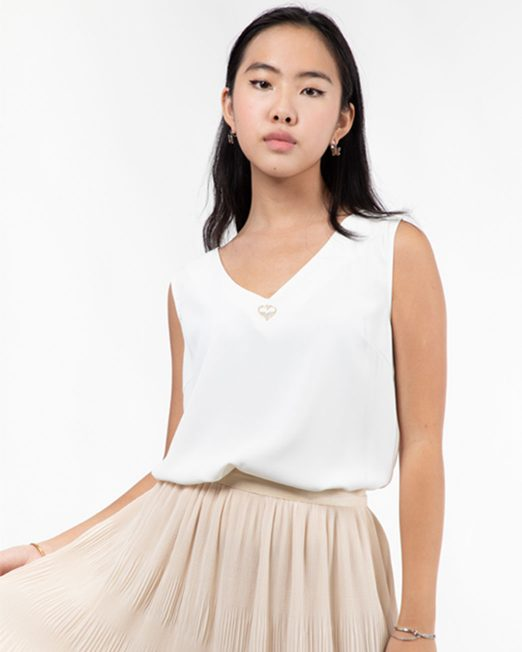 MELANI HEART DENPANT VEST TOP 3 522x652 Womens Clothing & Fashion