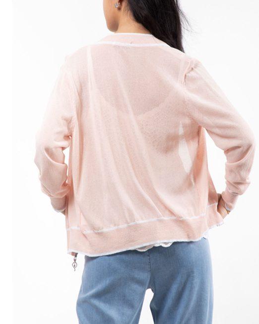 MELANI ZIP THROUGH KNIT JACKET3 522x652 Womens Clothing & Fashion