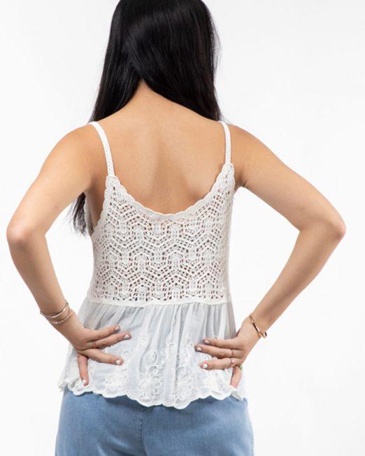 PASSION 1 BY MELANI CROCHET VEST TOP2 522x652 Womens Clothing & Fashion