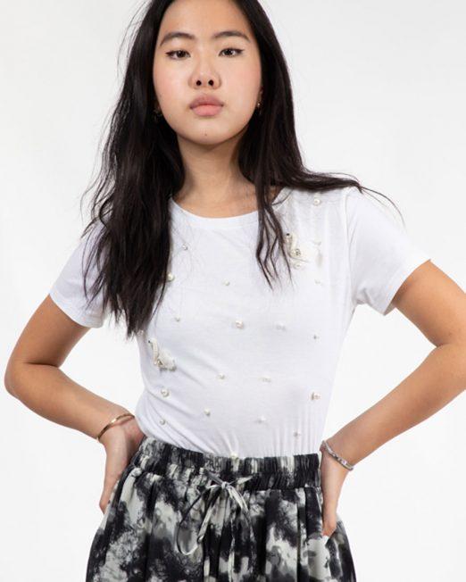 PASSION BY MELANI SWANS EMBELLISHMENR TOP 522x652 Womens Clothing & Fashion