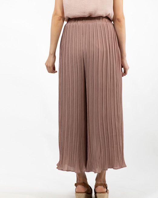 MELANI PLEATED CHIFFON WIDE LEG PANTS 5 522x652 Womens Clothing & Fashion