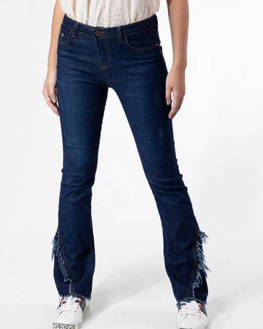 MLN JEANS BELL BOTTOM JEANS 1 522x652 Womens Clothing & Fashion