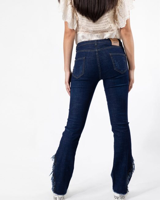 MLN JEANS BELL BOTTOM JEANS 2 522x652 Womens Clothing & Fashion