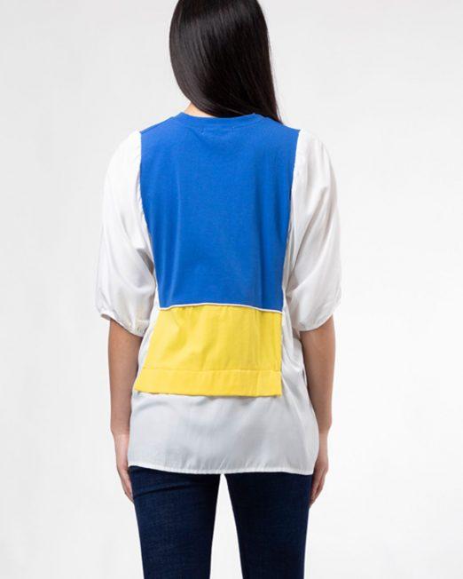 PASSION 1 BY MELANI COLOUR BLOCK TOP 2 522x652 Womens Clothing & Fashion